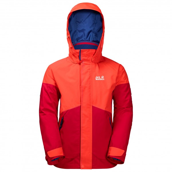 Jack Wolfskin - Boy's Polar Wolf 3in1 Jacket - 3-in-1 jacket