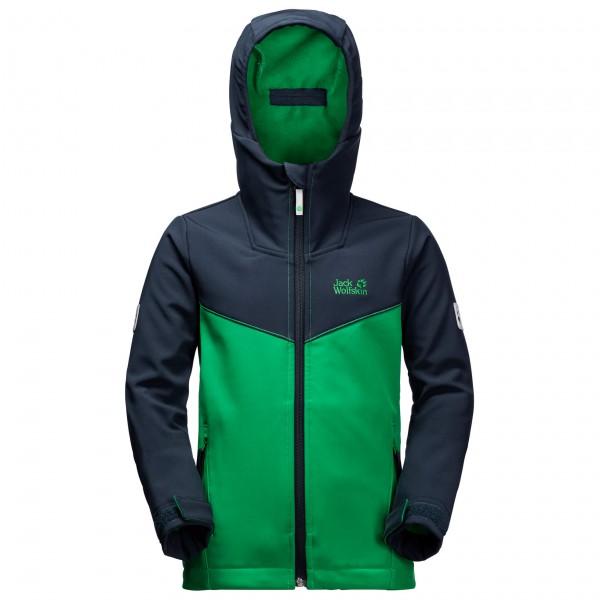 Jack Wolfskin - Boy's Windmill Road Jacket - Softshell jacket