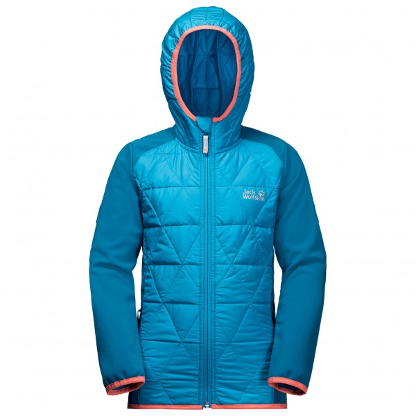 Jack Wolfskin - Girl's Grassland Hybrid Jacket - Softshell jacket