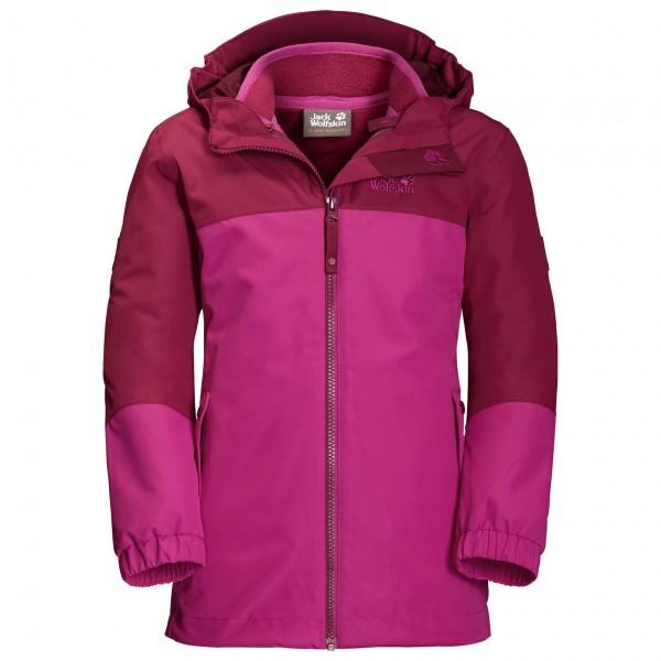 Jack Wolfskin - Girl's Iceland 3in1 Jkt - 3-in-1 jacket