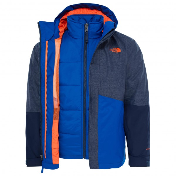 The North Face - Boy's Boundary Triclimate - Dubbel jack