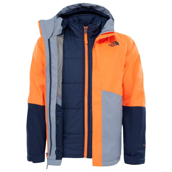 The North Face - Boy's Boundary Triclimate - Doppeljacke