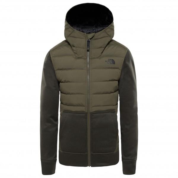 The North Face - Boy's Mitteleggi Down Hoody - Down jacket