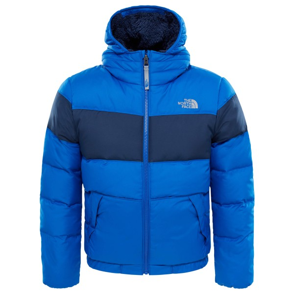 The North Face - Boy's Moondoggy 2 Down Hoody - Down jacket