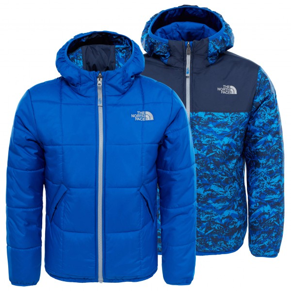 The North Face - Boy's Reversible Perrito Jacket - Syntetisk jakke