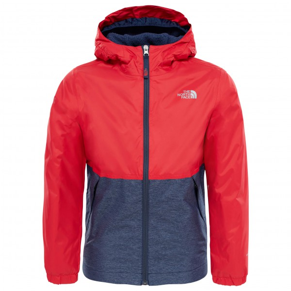 The North Face - Boy's Warm Storm Jacket - Talvitakki