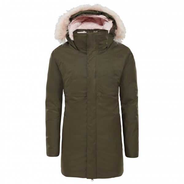 The North Face - Girl's Arctic Swirl Down Jacket - Jas