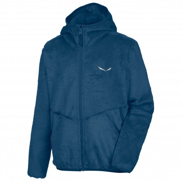 Salewa - Kid's Puez Furry PL FZ Hdy - Fleece jacket