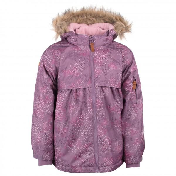 Minymo - Kid's Le 73 Snow Jacket AOP - Vinterjacka