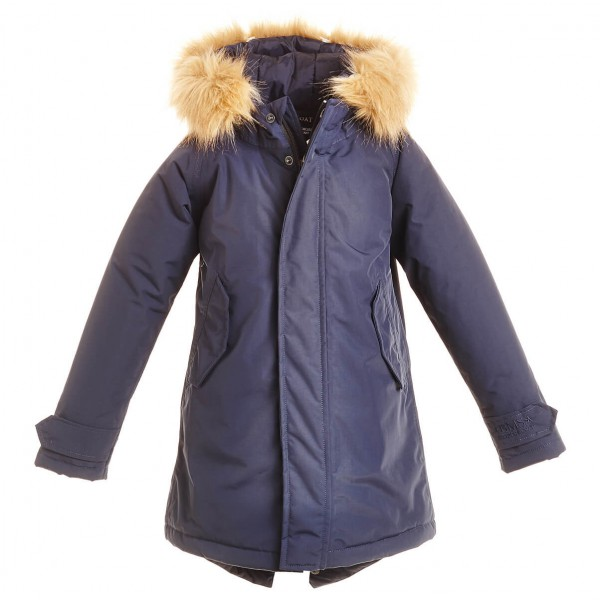BMS - Kid's Hafencity Coat Softlan/Sorona - Abrigo