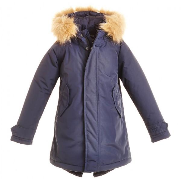 BMS - Kid's Hafencity Coat Softlan/Sorona - Jas