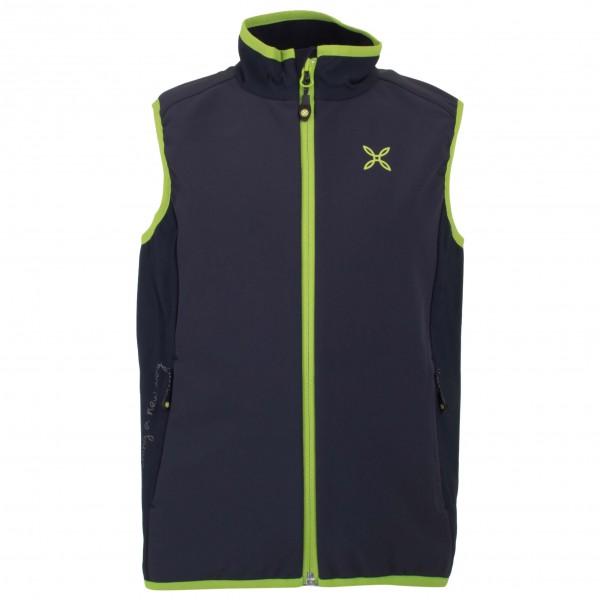 Montura - X-Mira Vest Kids - Softshellväst