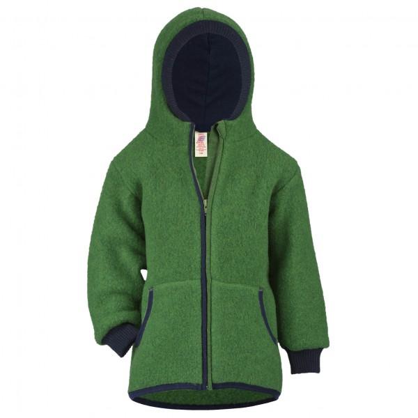 Engel - Kinder Kapuzenjacke Wollfleece - Wool jacket