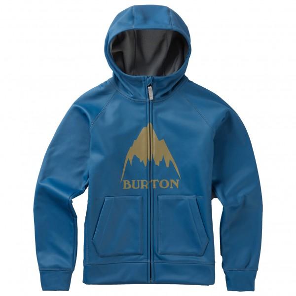 Burton - Boy's Bonded Full-Zip Hoodie - Fleece jacket