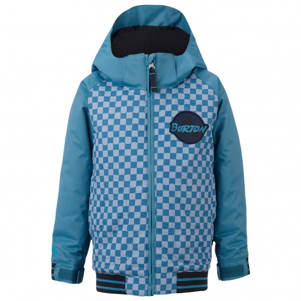 Burton - Boy's Minishred Gameday Bomber Jacket - Vinterjacka
