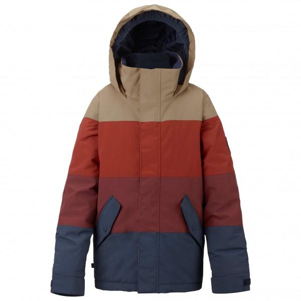 Burton - Boy's Symbol Jacket - Skidjacka