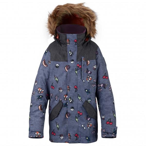 Burton - Girl's Aubrey Parka Jacket - Skidjacka