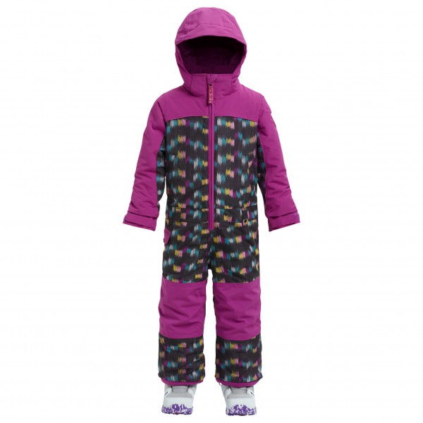 Burton - Girl's Minishred Illusion One Piece - Overall