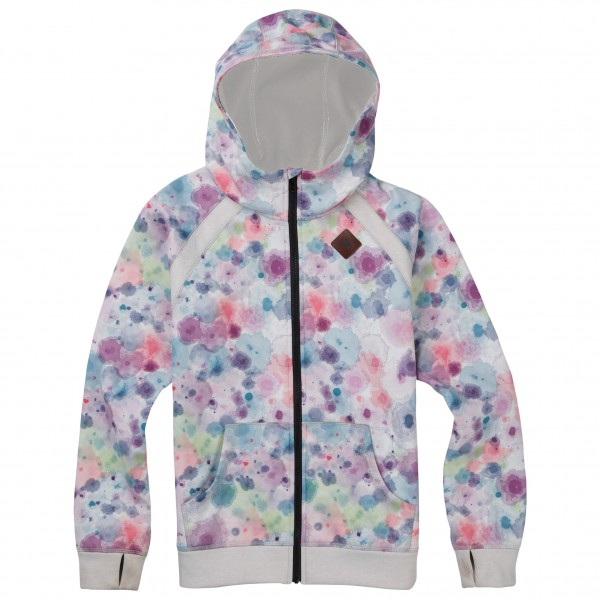 Burton - Girls Scoop Full-Zip Hoodie - Fleecejacke