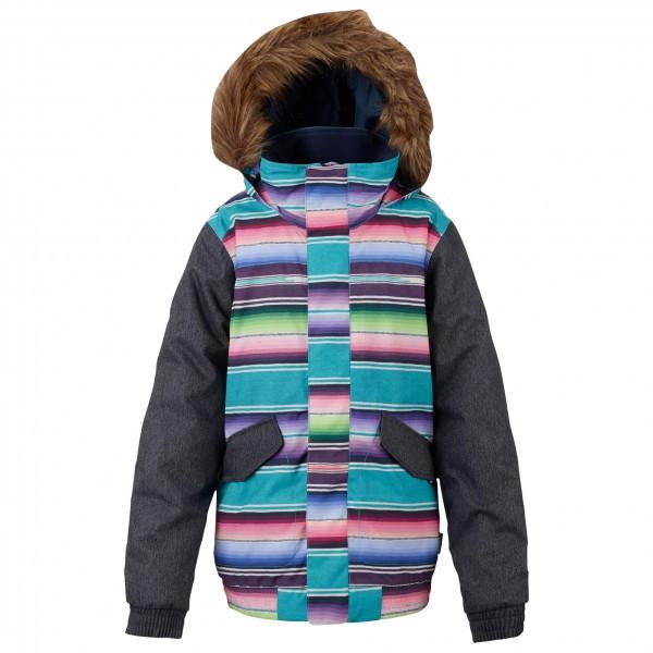 Burton - Girl's Whiply Bomber Jacket - Skijakke