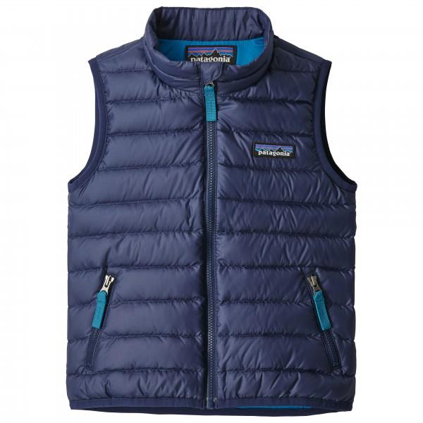 Patagonia Baby Down Sweater Vest Down Vest Kids Free