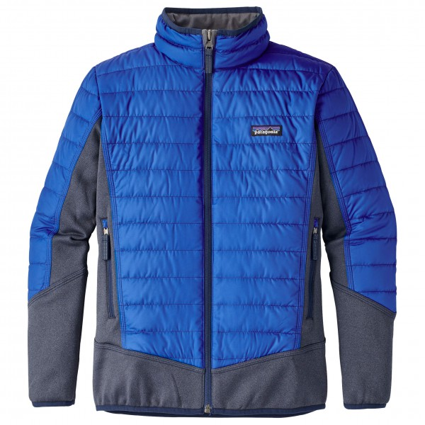 Patagonia - Boys' Down Hybrid Jacket - Untuvatakki