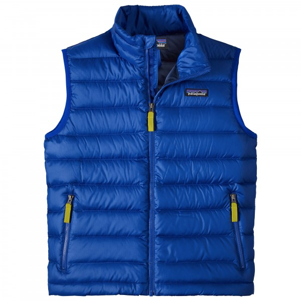 Patagonia - Boys' Down Sweater Vest - Down vest