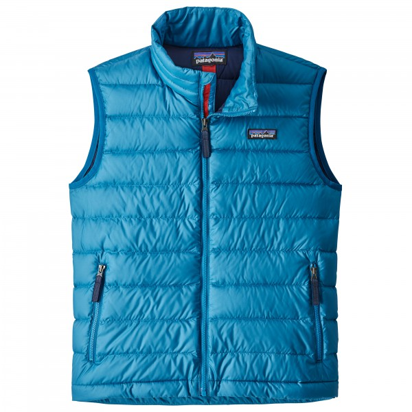 Patagonia - Boys' Down Sweater Vest - Donzen bodywarmer