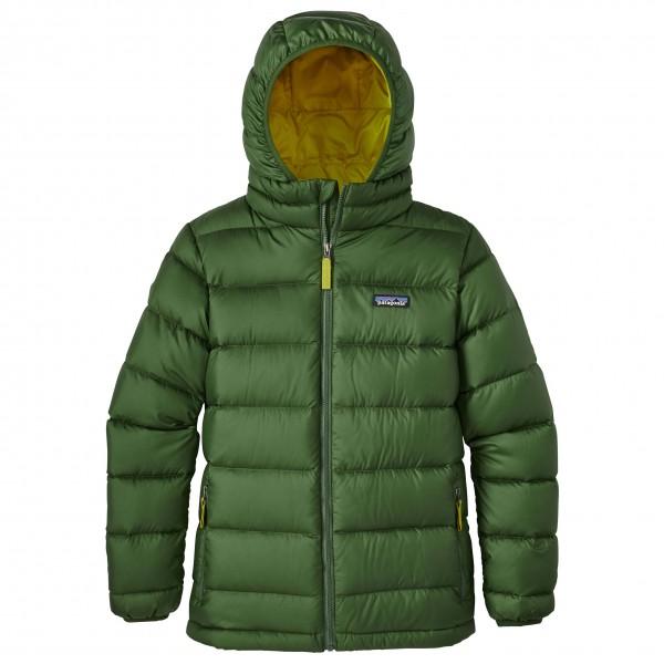 Patagonia - Boys' Highloft Down Sweater Hoody - Doudoune