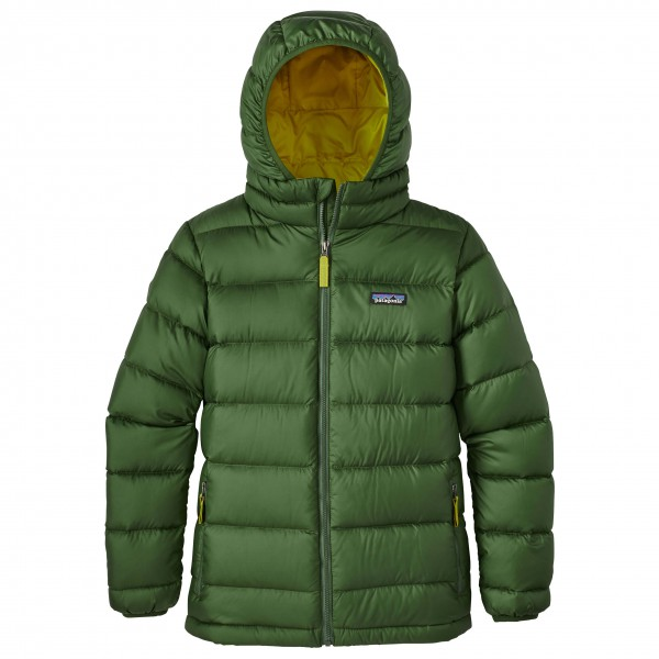 Patagonia - Boys' Highloft Down Sweater Hoody - Down jacket