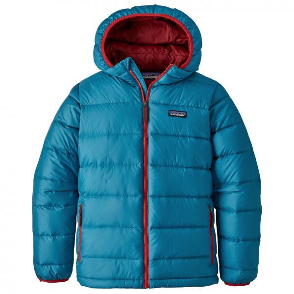 Patagonia - Boys' Highloft Down Sweater Hoody - Untuvatakki