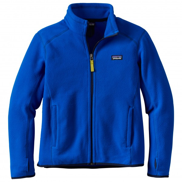 Patagonia - Boys' Radiant Flux Jacket - Fleecejacke