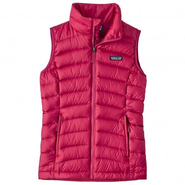 Patagonia - Girls' Down Sweater Vest - Donzen bodywarmer