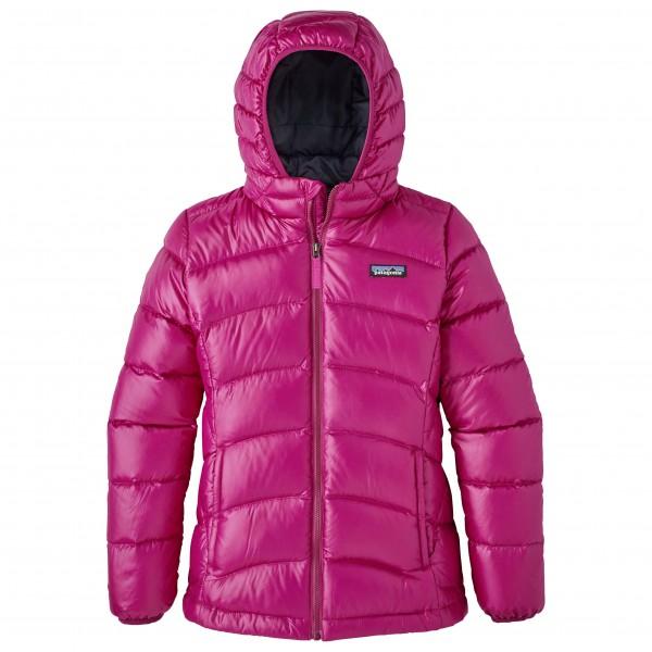 Patagonia - Girls' Highloft Down Sweater Hoody - Doudoune