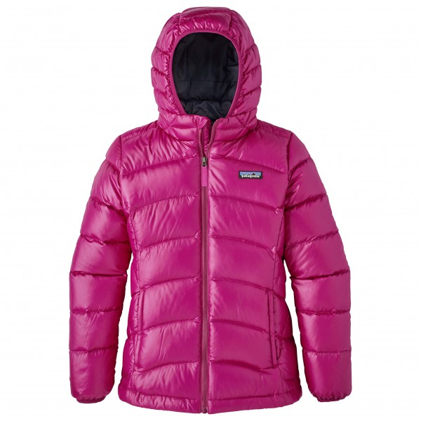 Patagonia - Girls' Highloft Down Sweater Hoody - Untuvatakki