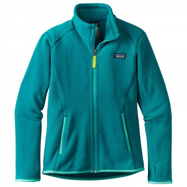 Patagonia - Girls' Radiant Flux Jacket - Fleece jacket