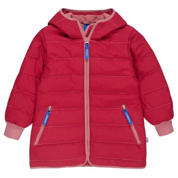 Finkid - Kid's Elli Arctic Round Hood - Mantel