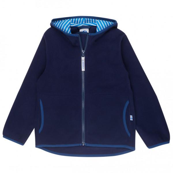 Finkid - Kid's Paukku Round Hood - Fleece jacket