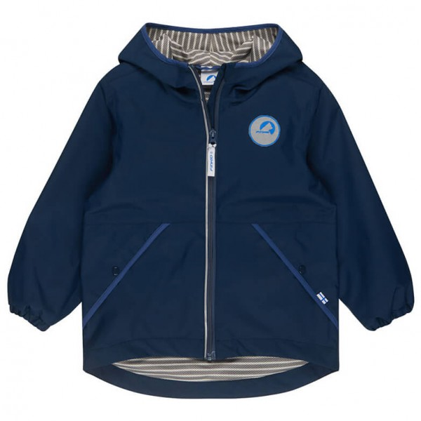 Finkid - Kid's Puuskiainen Pixie Hood - Waterproof jacket