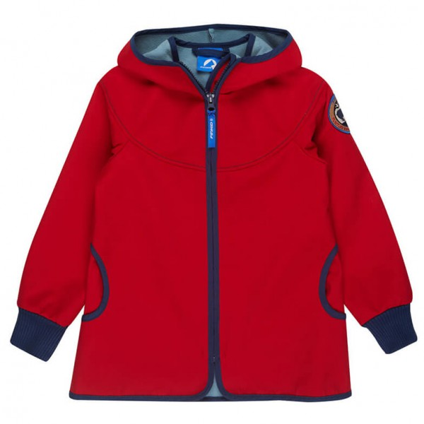 Finkid - Kid's Simpukka Shell Pixie Hood - Coat