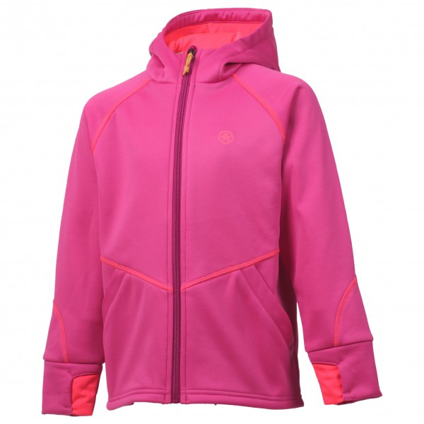 Color Kids - Kid's Nelander Sweat Jacket - Fleece jacket