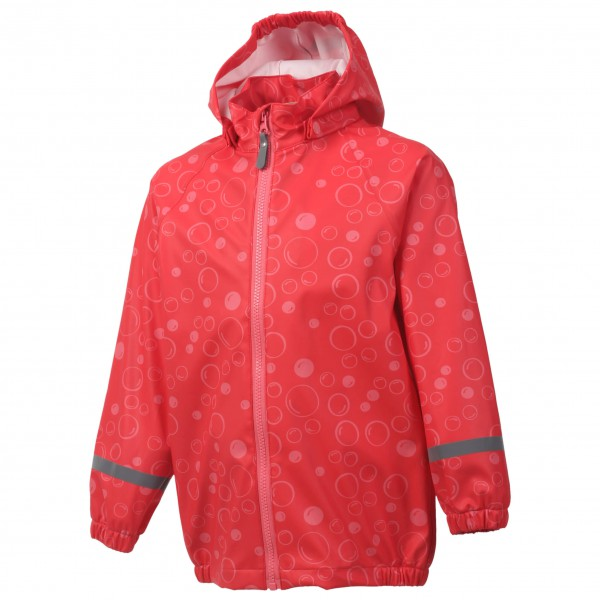Color Kids - Kid's Terla Jacket PU - Regenjack