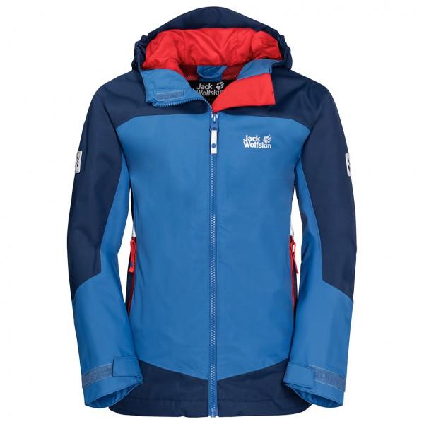 Jack Wolfskin - Kid's Akka Jacket - Waterproof jacket