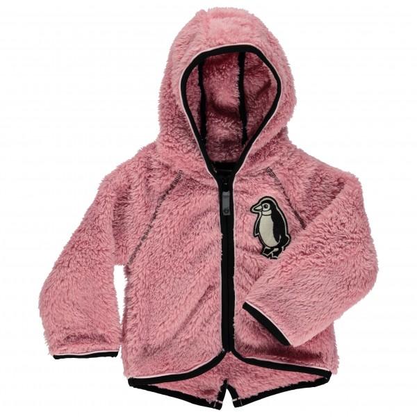 Smafolk - Baby Fleece with Hood - Fleecejack