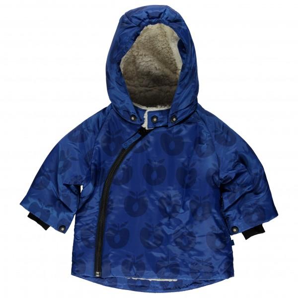 Smafolk - Baby Winter Jacket with Apples - Winter jacket