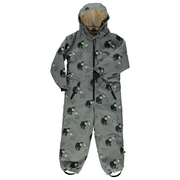 Smafolk - Kid's Wintersuit with Wolves - Overall