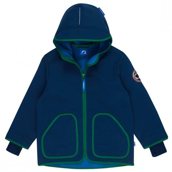 Finkid - Kid's Veli Shell  Hood - Softshell jacket