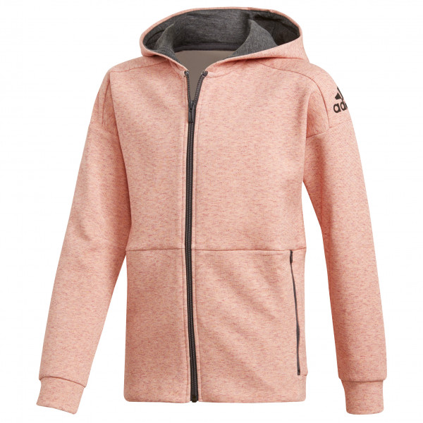 adidas - Kid's ID Stadium Full Zip Hoodie - Fleece jacket