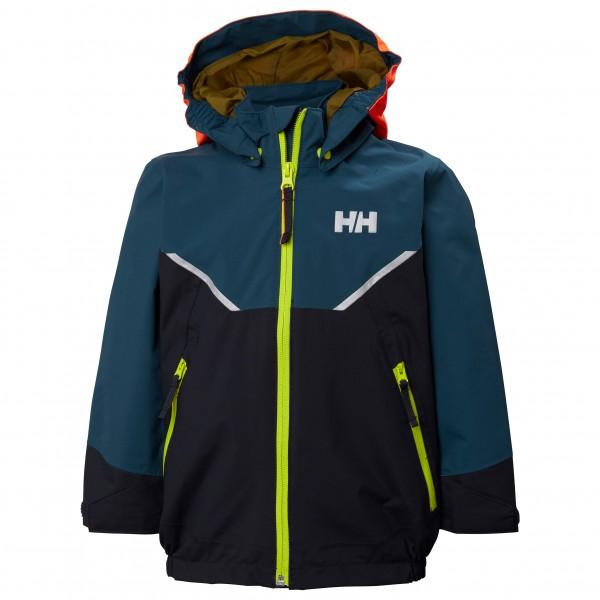 Helly Hansen - Kid's Shelter Jacket - Regnjakke