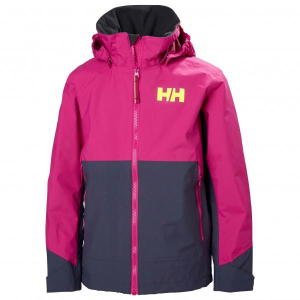Helly Hansen - Kid's Ascent Jacket - Giacca hardshell